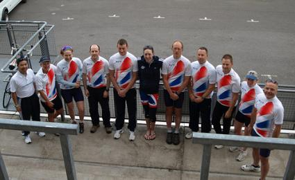Ride Across Britain 2011