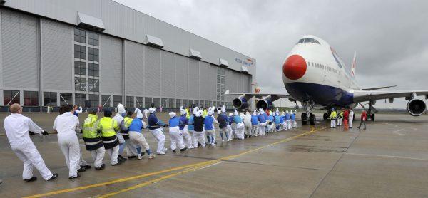 Smurf Plane Pull 2011