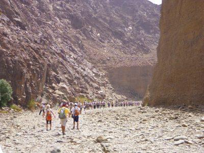 Dubai Trek 2012