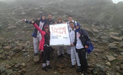 Mount Snowdon 2012
