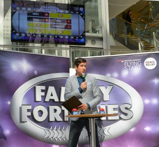 Vernon Kay Family Fortunes