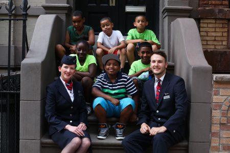 Boys and Girls Club America, August 2014